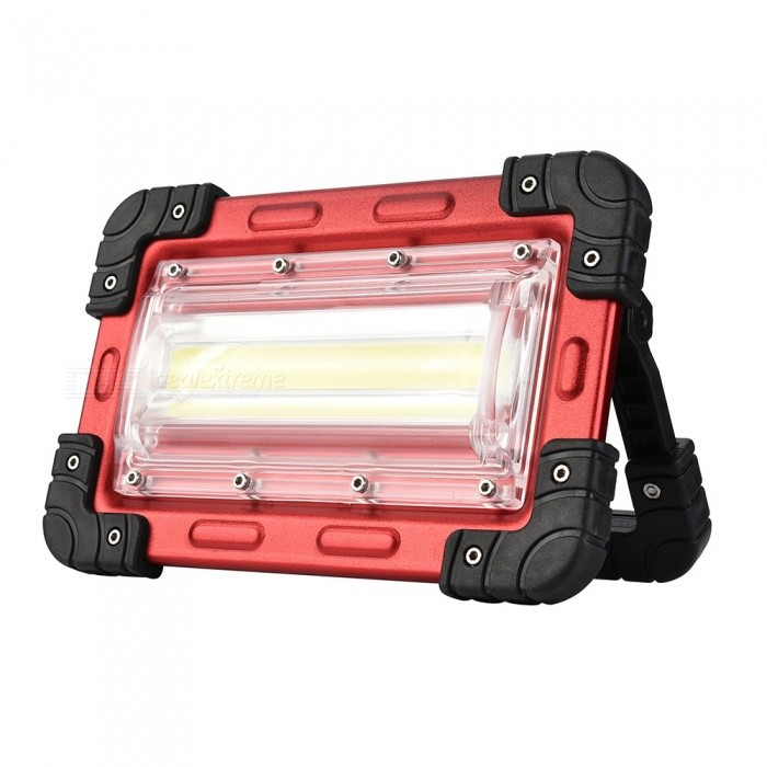 SPO Portable Handheld 3-Mode Super Bright LED Lamp Torch for Camping, or Household UseOutdoor Lantern<br>ColorRed + BlackModelW824Quantity1 DX.PCM.Model.AttributeModel.UnitMaterialAluminum alloy + ABSEmitter BINOthers,COBLED TypeXP-ENumber of Emitters1Color BINWhiteBattery Type18650Battery Number4Battery included or notNoInput VoltageUSB DX.PCM.Model.AttributeModel.UnitNumber of Modes3Runtime4-10 DX.PCM.Model.AttributeModel.UnitTheoretical Lumens750-1000 DX.PCM.Model.AttributeModel.UnitActual Lumens750-1000 DX.PCM.Model.AttributeModel.UnitLantern TypeOthers,COBBest UseFamily &amp; car camping,Camping,FishingPacking List1 x Camping lamp1 x USB cable<br>