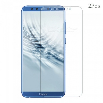 Naxtop Tempered Glass Screen Protector for Huawei Honor 9 Lite - Transparent (2PCS)