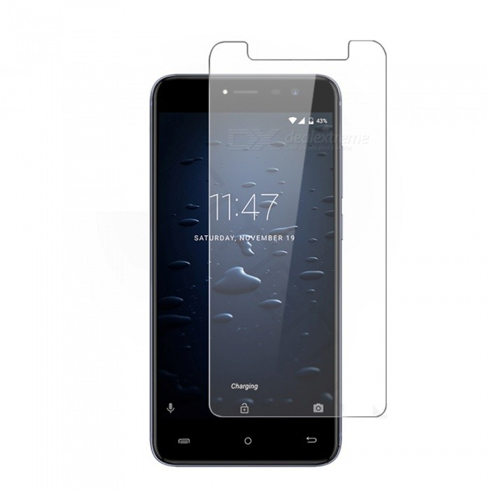 Naxtop Tempered Glass Screen Protector for Cubot Note Plus - TransparentScreen Protectors<br>ColorTransparent (1PC)ModelN/AMaterialTempered GlassQuantity1 pieceCompatible ModelsCubot Note PlusFeatures2.5D,Fingerprint-proof,Scratch-proof,Tempered glassPacking List1 x Tempered glass film1 x Wet wipe1 x Dry wipe1 x Dust absorber<br>
