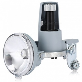 CTSmart Reproductive DIY 3W 6V Electric Grinding Light Friction Integrated Front Light - Gray