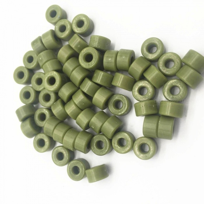 RXDZ Plastic Column Insulation Gasket Gasket Bracket Column Bracket - Olive Green (1000PCS)DIY Parts &amp; Components<br>ColorOlive greenQuantity1000 DX.PCM.Model.AttributeModel.UnitMaterialPlasticEnglish Manual / SpecNoCertificationNOPacking List1000 x Insulated Spacer Washers<br>