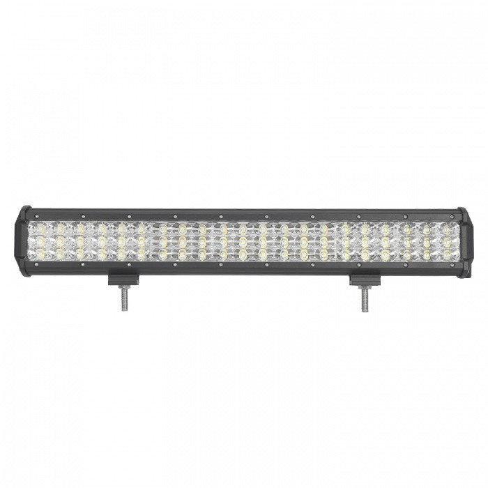 MZ 20 Inches Tri-Row 189W LED Work Light Bar Combo 18900LM for Off-roadDecorative Lights / Strip<br>Color BIN189W COMBOForm  ColorBlackEmitter TypeLEDChip BrandCreeChip TypeN/ATotal EmittersOthers,63PowerOthers,189WColor Temperature6000 KTheoretical Lumens22680 lumensActual Lumens18900 lumensRate Voltage10-30V DCWaterproof FunctionYesConnector TypeOthers,WiredApplicationHeadlamp,Foglight,Roof light,Daytime running lightModelTri-Row-189W-CQuantity1 pieceMaterialAluminumPacking List1 * LED Work Light<br>