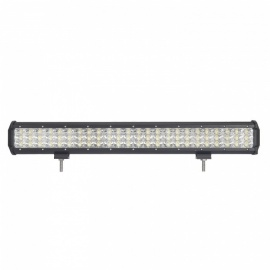 MZ 23 Inches Tri-Row 216W LED Work Light Bar Flood 21600LM for Off-road