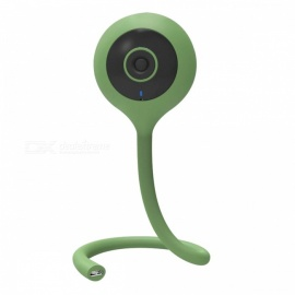 VESKYS 720P 1.0MP Intelligent Wireless Remote Baby Monitor Camera with Temperature and Humidity Monitoring - EU Plug