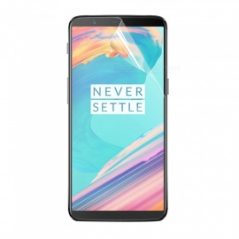 ENKAY HD clear PET Displayschutzfolie für OnePlus 5T - transparent