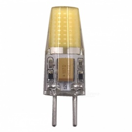 ZHAOYAO GY6.35 5W AC/DC 12V COB Silicone LED Light - White