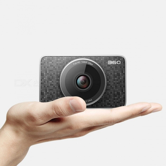 360 Smart Car DVR Camera Dash Cam 1080P Full HD Night Vision Video Recorder Wide Angle Parking Monitor Ambarella A12Car DVRs<br>ColorBlackModelJ511CQuantity1 setMaterialPC + AluminumForm  ColorBuffChipsetAmbarellaOther FeaturesOthersWide Angle150°-169°Image SensorOthers,Full HD image sensor AR0238, 1/2.7 inch CMOS, 3um megapixels 4.0 V/lux-secCamera Pixel3.0MPScreen TypeTFTScreen Size3.0 inchesDecode FormatH.264,MPEG-4Video ResolutionOthers,1920 * 1080PStill Image ResolutionOthers,1920 * 1080PMicrophoneYesMotion DetectionYesAuto-Power OnYesG-sensorYesMax. Capacity128GBStorage ExpansionTFData interfaceMicro USBWorking Voltage   5 VBattery Capacity500 mAhMenu LanguageOthers,Chinese (Simplified),EnglishPacking List1 x 360 DVR1 x Cable1 x Car charger1 x Suction Cup1 x Install tool<br>