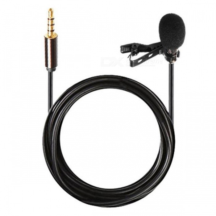 Maikou M32 Collar Noise Canceling Microphone, Support Android / IOS