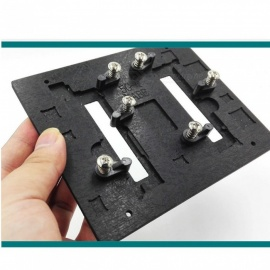 OJADE Fixture Motherboard, PCB Circuit BGA Chip Repair Logic Board Mould for IPHONE
