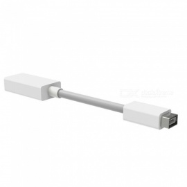 adaptador de cable hembra dayspirit mini DVI a HDMI - blanco