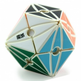 moyu evil eye I 65mmx65mmx88mm speed smooth magic cube puzzel vinger speelgoed - wit