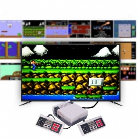 Mini Classic Edition Games Console for Nintendo NES Games (US Plug)