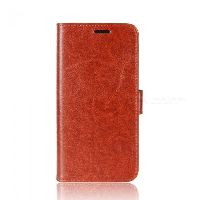 Protective PU Leather Case for IPHONE X - WhiteLeather Cases<br>Form  ColorBrownModelN/AQuantity1 pieceMaterialPUCompatible ModelsiPhone XStyleFull Body CasesDesignSolid Color,With Stand,Lichee Pattern,Card SlotAuto Wake-up / SleepNoPacking List1 x Case<br>