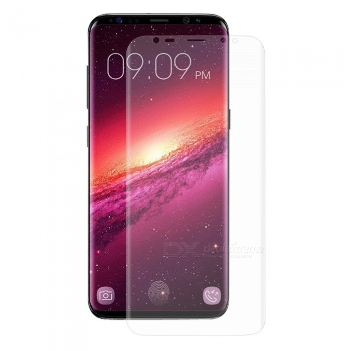 Hat-Prince 3D PET Full Screen Guard Protector for Samsung Galaxy S9+Screen Protectors<br>ColorTransparentModel-MaterialPETQuantity1 pieceCompatible ModelsSamsung Galaxy S9+Features3D,HD,Scratch-proofPacking List1 x Protector1 x Dust Remover1 x Cleaning Cloth1 x Alcohol Prep Pad<br>