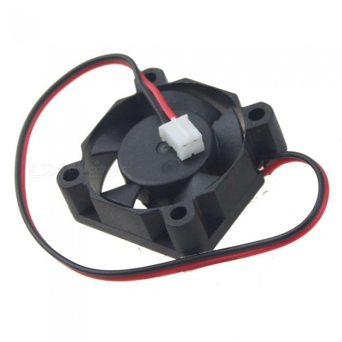 ZHAOYAO 3010 Small Cooling Fan Extruder, 3D Printer Cooler (DC 24V)3D Printer Parts<br>Power Supply24VModel3010 Cooling FanQuantity1 setMaterialPlasticPacking List1 x Cooling fan<br>