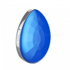 D19 micro gps tracker, precise positioning anti-lost two-way call tracker - blue