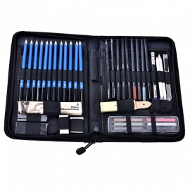 ZHAOYAO 48Pcs Professional Sketch Art Drawing Tools Set, Sketch Pencils, Professional Art Supplies and Drawing Pencils