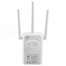 750Mbps Dual Band 2.4G & 5.8G Wireless Wi-Fi Repeater with 3 External Antennas