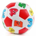 Colorful soft ball educational toy for kids