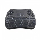 Blcr 2.4ghz portable mini wireless keyboard with touchpad mouse for android tv box,pc,pad,xbox 360, ps3, htpc, iptv (no backlit)