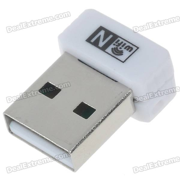 Ultra-Mini Nano USB 2.0 802.11n/b/g 150Mbps Wifi/WLAN Wireless Network Adapter