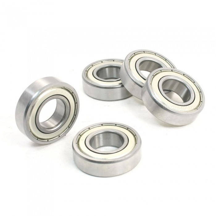 RXDZ 2PCS 6004Z Deep Groove Radial Single Row Ball Bearing 20x42x12mmDIY Parts &amp; Components<br>ColorsilverModel6004ZQuantity2 pieceMaterialmetalEnglish Manual / SpecNoCertificationNOPacking List2 x Ball Bearing<br>