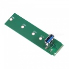 M.2 NGFF to PCI-E Channel USB3.0 Port Adapter Riser Card, Mining Card Kit