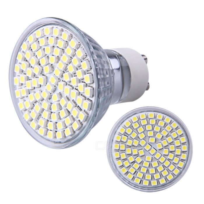 Qook GU10 Pure White 80-LED SMD3528 Home Office Spot Light Bulb Lamp SpotlightGU10<br>Color BIN80 SMD3528  WhiteColor BINPure WhiteModelJHIS46MaterialPCForm  ColorWhiteQuantity1 piecePower4WRated VoltageAC 230 VConnector TypeGU10Actual Lumens300 lumensEmitter Type3528 SMD LEDTotal Emitters80Color Temperature6500KDimmableNoBeam Angle180 °Packing List1 x GU10 LED bulb<br>