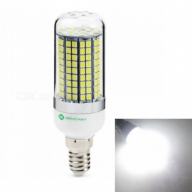 Sencart E14 8W 800LM SMD Cool White Energy Saving LED Light Blub Lamp AC 110V~130V