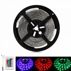 Sencart 5M 5630 RGB 300LED Waterproof Strip Light Flexible Tape DC12V 24-Key Remote