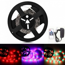 sencart 5M 5630RGB 300LED light strip 10key RF remote + EU12V 2A alimentazione