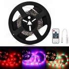 Sencart 5M 5630 RGB  SMD 300-LED Flexible Strip Light Lamp 12V + 10-Key RF Controller