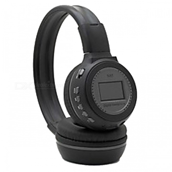 OJADE Bluetooth Wireless Gaming Hi-Fi Headphone with Microphone &amp; FM Radio for Media Player, Tablet PC, Mobile Phone, ComputerBluetooth Headphones<br>ColorBlackBrandOthers,OJADEMaterialABSQuantity1 setConnectionBluetoothBluetooth VersionBluetooth V3.0Headphone StyleHeadbandWaterproof LevelOthersApplicable ProductsUniversalHeadphone FeaturesHiFi,Phone Control,Long Time Standby,Volume Control,With Microphone,For Sports &amp; ExerciseSupport Memory CardYesSupport Apt-XYesPacking List1 x Bluetooth headset<br>