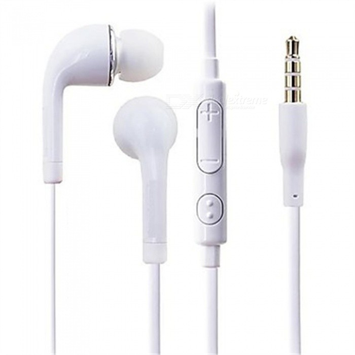 DF 3.5mm In-ear Earphone with Line Control for Samsung S4/S5 All Andriod Phones - WhiteHeadphones<br>ColorWhiteBrandOthers,OJADEMaterialABSQuantity1 DX.PCM.Model.AttributeModel.UnitConnection3.5mm WiredBluetooth VersionNoHeadphone StyleUnilateralWaterproof LevelOthers,NOApplicable ProductsUniversalHeadphone FeaturesPortableSupport Memory CardNoSupport Apt-XNoPacking List1 x Earphones<br>
