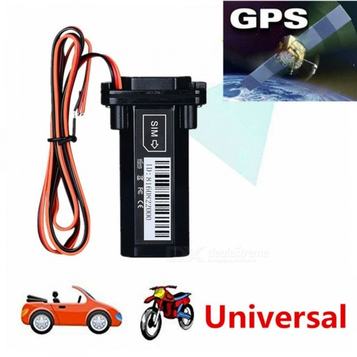 Mini Universal Waterproof GSM GPS Tracker, Car Motorcycle Vehicle Tracking DeviceVehicle Tracking Systems<br>ColorBlackModelGT02Quantity1 setMaterialABSNetworkGPS,GSM,GPRSBand850MHz,900MHz,1800MHz,1900MHzSIM Card Qty.one SIMSupported LanguagesOthers,EnglishGPS Sensitivity- 159 dBmGPS Channel20Position Accuracy5-10MHot Startup Time2 sWarm Startup Time15 sCold Startup Time38 sSOSYesGeo-fenceYesVibrating AlertsYesRemote MonitoringYesEngine Cut OffYesRealtime MonitoringYesTrack PlaybackYesOverspeed AlertsYesLow Battery AlertsYesWaterproof FunctionYesWaterproof LevelIP67Packing List1 x GPS Tracker1 x Quick Guide1 x Velcro<br>