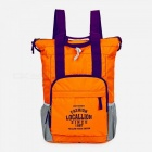 Local lion 566 multi-function outdoor backpack waterproof ultra-light 20l portable sports bag - orange