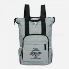 Local lion 566 multi-function outdoor backpack waterproof ultra-light 20l portable sports bag - light grey