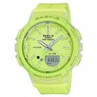 casio baby-g BGS-100-9A per l'orologio serie running - verde lime