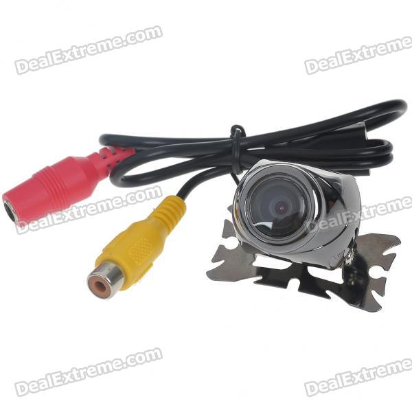 E363 Compact Vehicle Rear Sight Waterproof Video Camera (DC 12V/NTSC)