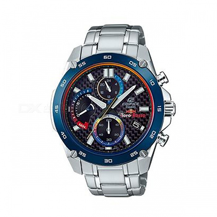 Casio Edifice EFR-557TR-1A Scuderia Toro Rossso Limited Watch - Blue Ion