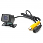 E361 Compact Vehicle Rear Sight Waterproof Video Camera (DC 12V/NTSC)