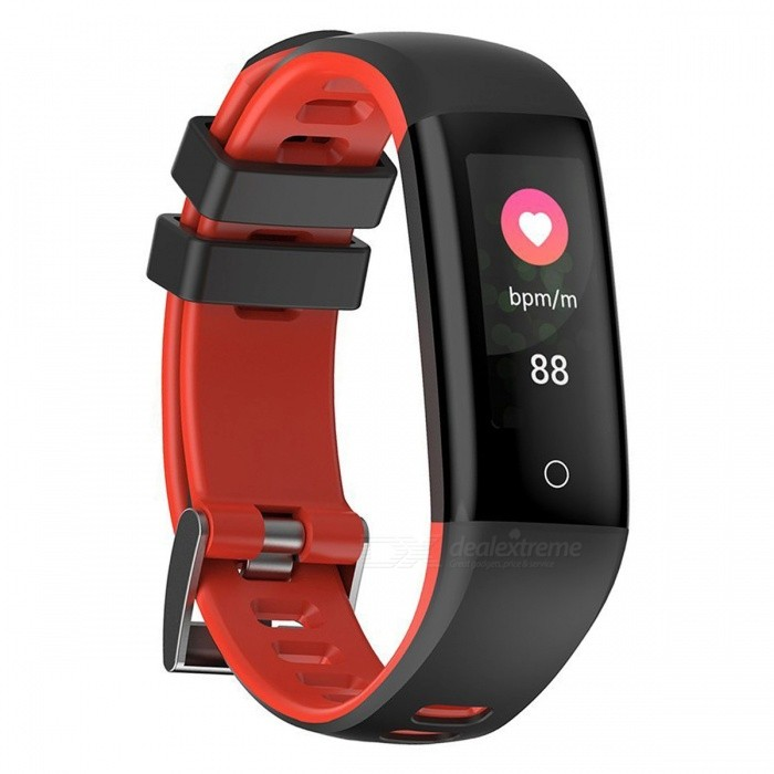 G16 Smart Bracelet Fitness Tracker with Blood Pressure Heart Rate Sleep Monitoring Pedometer Camera Remote Shoot - RedSmart Bracelets<br>ColorRedQuantity1 setMaterialTPUShade Of ColorRedWater-proofIP67Bluetooth VersionBluetooth V4.0Touch Screen TypeIPSOperating SystemAndroid 4.4,iOSCompatible OSSupports Bluetooth 4.0 or above. IOS8.2 or above, Android 4.4 or aboveBattery Capacity105 mAhBattery TypeLi-polymer batteryStandby Time21 daysPacking List1 x Smart Bracelet1 x User Manual1 x Charger<br>