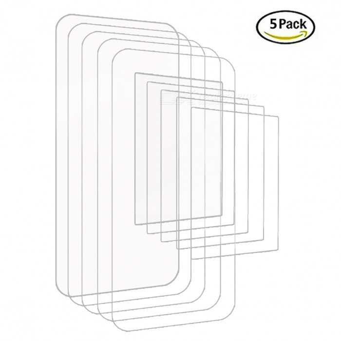 Kitbon Full Coverage High Definition Screen Protector for Nintendo 2DS XL / LL (5 PCS)Screen Protectors<br>Quantity5 PCSQuantity5 piecesMaterialPETCompatible ModelsOthers,Nintendo 2DS XL / Nintendo 2DS LLScreen TypeClearPacking List5 x PET Protectors<br>