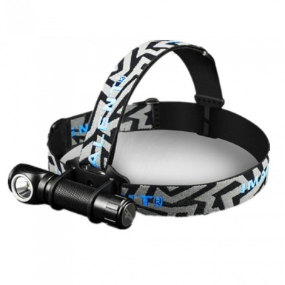 Imalent HR70 Portable Bright 3000 Lumens Headlamp, Built-in Magnetic Charger with 18650 Battery