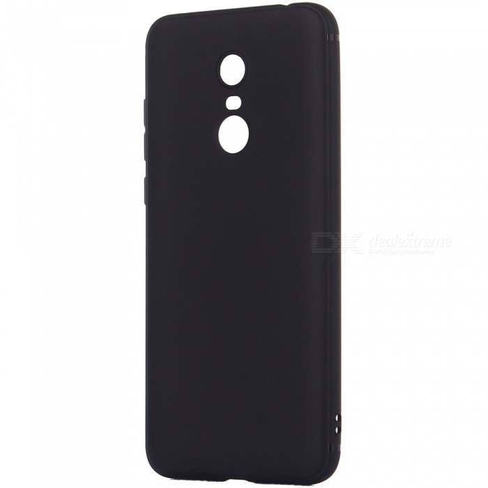 ASLING TPU Case Ultra-thin Soft Protector for Xiaomi Redmi 5 Plus - BlackTPU Cases<br>ColorBlackModelASL-Redmi 5 PlusMaterialTPUQuantity1 pieceShade Of ColorBlackCompatible ModelsRedmi 5 PlusPacking List1 x Protective Case<br>