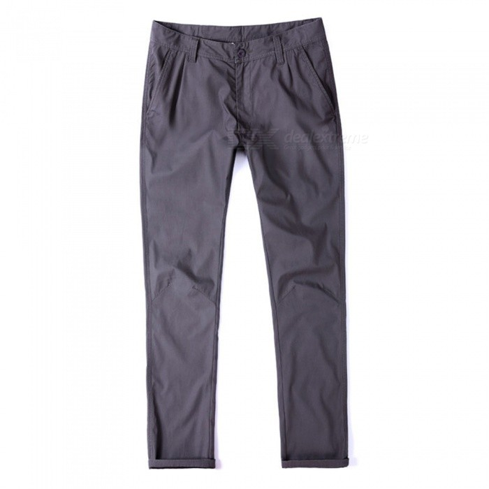 CTSmart 1682 Spring Summer Mens Casual Outdoor Slim Thin Quick-Dry Pants Trousers - Grey (29)Pants and Shorts<br>ColorgraySize29Model1682Quantity1 pieceShade Of ColorGrayMaterialcottonStyleSportsWaist Girth74 cmInseam79 cmHip Girth90 cmTotal Length80 cmPacking List1 x Pants<br>