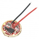2.7~4.2V 5-Mode Memory Circuit Board w/ Cree Q5 for Flashlights (16.8mm)