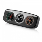 Jedx 3-in-1 guide ball vehicle auto navigation compass / thermometer / hygrometer