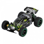 RUI CHUANG QY1802B 1:18 Scale 15KMH 2.4GHz Remote Control Off-road Racing Car - Green