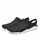 CTSmart 1512 Summer Outdoor Breathable Beach Shoes - Black + White (44)